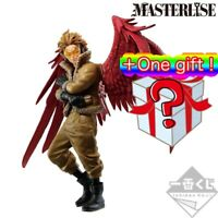 """My Hero Academia """"I'm Ready"""" HAWKS 9.8inches Figure Prize of D"""