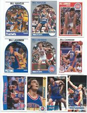 Lot of 50 Different Notre Dame Fighting Irish Basketball Cards; 1989-2001