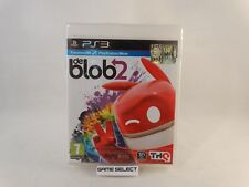 DE BLOB 2 SONY PS3 PLAYSTATION 3 ORIGINALE PAL EUR ITA ITALIANO NUOVO SIGILLATO