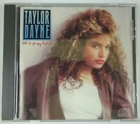Taylor Dayne CD Tell It To My Heart