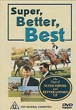 B26 BRAND NEW SEALED Super, Better, Best (DVD, 2004) Super Impose Better Loosen