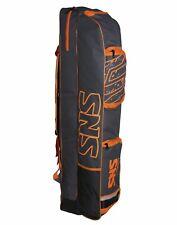 Madman Jumbo Hockey Bag Junior level holdall bag orange gray UK