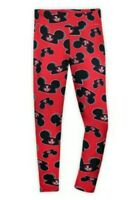 NWT Disney Parks Official Mickey Mouse Ears Women's Leggings Plus sz 3XL (30-32)