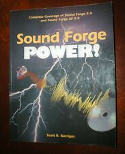 Sound Forge Power! by Scott R. Garrigus (2001, Paperback)