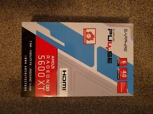 SAPPHIRE PULSE RX 5600 XT 6G GDDR6 Graphics Card