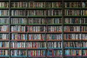 $5 Bulk Lot Clearance DVD's and Bluray on Sale Massive Range of Items BOX-6A