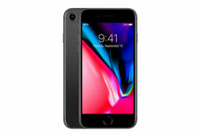 Apple iPhone 8 - 64GB - Space Gray (Unlocked) A1863 (CDMA + GSM)