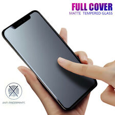 Matte Tempered Glass Screen Film Protector Guard For iPhone 6s/XR/11/11 Pro Max