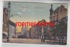 77266 Feldpost Ak Cöln Köln am Rhein Gereonstrasse 1915