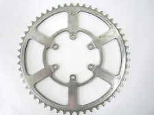 T.A. Chainring 53T Reinforced Road 80 Bcd Ref:208 Vintage Bicycle NOS