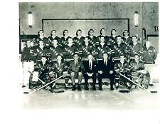 1960 1961 NEW YORK RANGERS 8X10 TEAM  PHOTO  HOCKEY NHL USA HOF