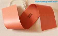 "Keenovo Silicone Heater/Heating Blanket,Guitar Side Bender,6"" X 36"" 800W 220V"