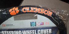 NCAA Mesh STEERING WHEEL COVER - CLEMSON TIGERS