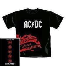 Ac/Dc - Rock N' Rollo Tren - Camiseta Oficial Hombre