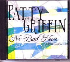 PATTY GRIFFIN No Bad News PROMO dj CD Single MINT 2007