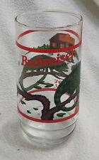 """Budweiser vintage glass 1998~Chameleons """"We Could've Been Huge""""  EUC"""