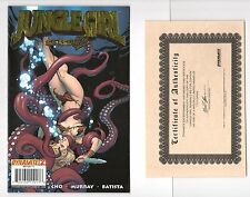 Jungle Girl Season 2 #2 Gold Foil Edition/Variant Limited to 110 Copies 2008 NM