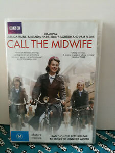 Call the Midwife Series One DVD - 2 disc set - BBC Region 4 VGC