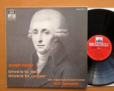 Haydn Symphony 100 & 104 Klemperer New Philharmonia NM/EX Stereo EMI 979 010