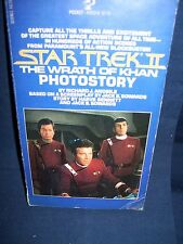 Star Trek Ii The Wrath of Khan Photostory 1982 Used