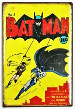 Batman no.1 FRIDGE MAGNET Vintage Style Comic Book DC Comics Robin