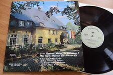 MARTEAU Celloconcert REGER Hymnus Nothas Massenkei LP Musica Bavarica MO 70602