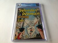 WONDER WOMAN 140 CGC 6.5 FAMILY MER BOY DC COMICS