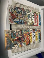 Comic Books X- Men 10 Tot Comic Book Estate. Under Plastic. Free Shipping In US.