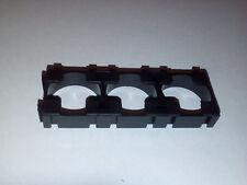 20 Stk/Pcs Zellenhalter Battery Holder 18650 zum bau eines Akkus mit 12,6V/24AH