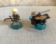 Lego Dimensions Legolas Lord Of The Rings Fun Pack