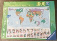 RAVENSBURGER 1000 PIECE PUZZLE PORTRAIT OF THE EARTH BRAND NEW SEALED