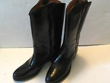 Men's Bates Floataways Comfortable Career Footwear Black Boots Size 9.5 NWOT