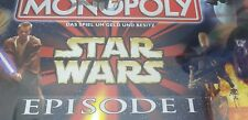 Monopoly Star Wars Episode 1. NEU/ in Folie eingeschweißt