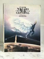 Claude Nougaro Für Totenkopf 9 & 4 Etavie Song Editions Freundschaft 1979