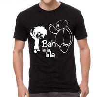 FIST BUMP T shirt Disney Baymax Big Hero 6 Bah la yoshi NEW hoodie mens womens