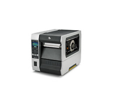 "Zebra ZT620 Label Thermal Printer 6"" 300dpi USB Ethernet Serial ZT62063-T2E0100Z"