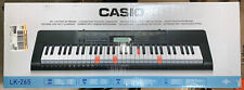 Casio Lighted Keyboard with Application Integration LK265 - Black ... B3