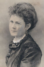 PORTRAIT BY W.S. HOWSON, LATE 19TH-CENTURY