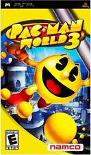 Pac-Man World 3 PSP New Sony PSP