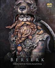 Nuts Planet, Berserk, The Viking Age, 1/10th scale unpainted resin bust kit NIB