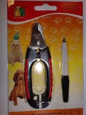 Trim Claw Clippers Cut Pet Dog Cat Nail Cutter Toe Scissors Pet Grooming Clean