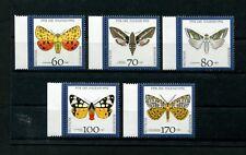 BRD  Nr. 1602 - 1606  postfrisch **  (B-240)