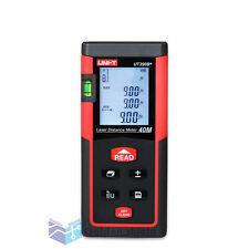 UNI-T UT390B+ 40M/131ft/ Digital Laser Distance Meter Range Finder Measure