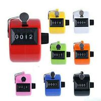 Counter Golf Clicker 4 Digital Handheld Counting Count Number Tally Counter