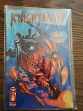 KNIGHTMARE 1 IMAGE  comic book