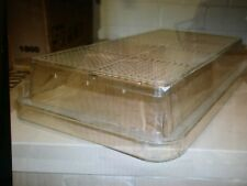 Techniplast Vented Lid For 11 X 19 Rodent Cage - 6 Pcs