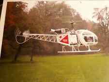 RC Hubschrauber Modell LAMA SA 315 B - Benzin Version von Fa. Vario Helicopter