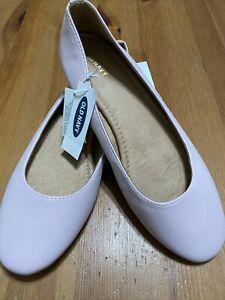 Old Navy Womens pink ballet flats size 9