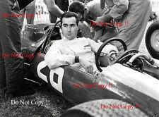 Lorenzo Bandini Ferrari 158 Francés Grand Prix 1964 fotografía 1