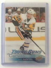 2016-17 Series Two Jake Guentzel Young Guns UD Canvas Rookie Upper Deck 16/17